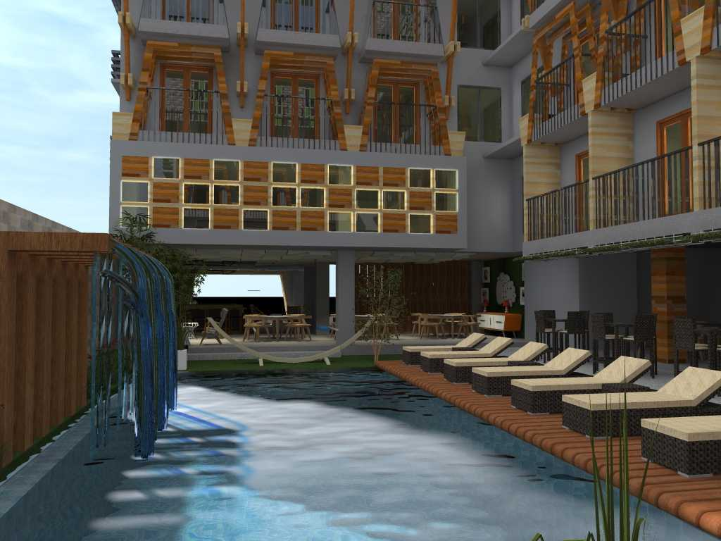 Melly Purnamahildha Tarman Grand Serela Legian Hotel Legian, Bali Legian, Bali Swimming Pool   20460