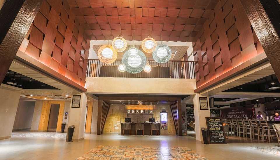 Melly Purnamahildha Tarman Grand Serela Legian Hotel Legian, Bali Legian, Bali Lobby   20465