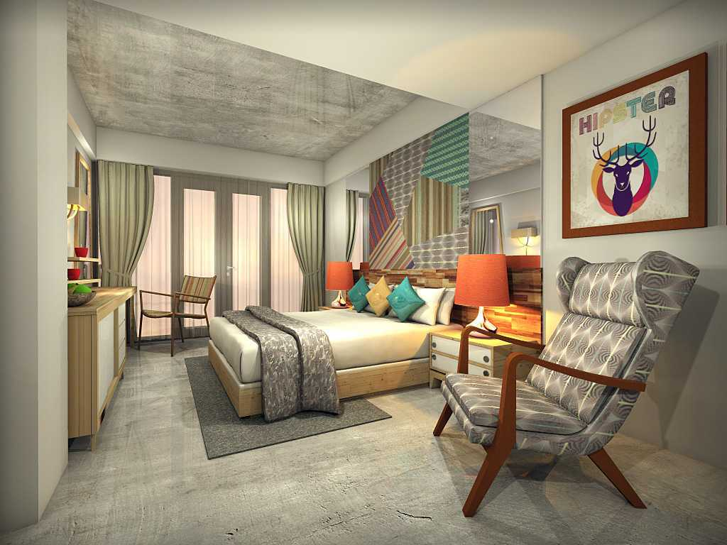 Melly Purnamahildha Tarman Grand Serela Legian Hotel Legian, Bali Legian, Bali Suite Room   20471