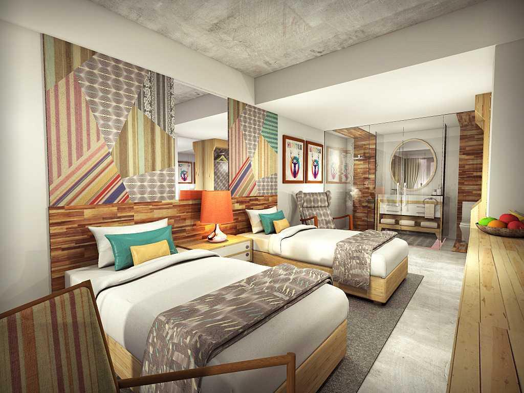 Melly Purnamahildha Tarman Grand Serela Legian Hotel Legian, Bali Legian, Bali Hotel Room   20473
