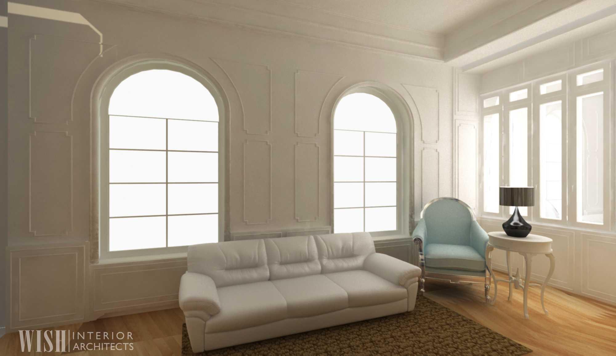 Wish Interior+Architects Bedroom  Pekanbaru, Riau Pekanbaru, Riau Seating Area   20622