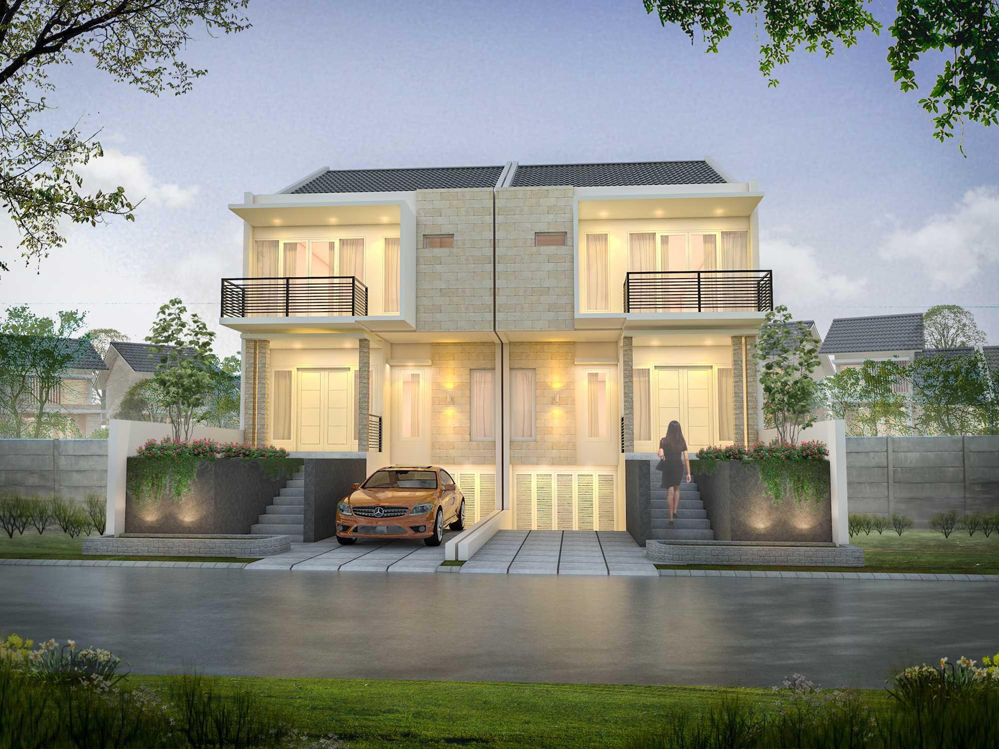 Archipelago Interior Design & Construction Residential Project At Kelapa Dua Tangerang Tangerang Perspektif Exterior   20639