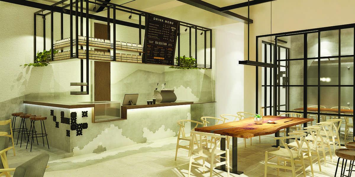 Studio Singga Papiri Coffee Shop Jakarta Jakarta Coffee Shop   22809