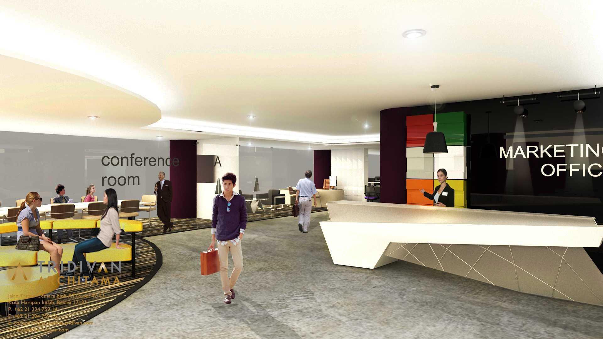 Tridivan Architama S's Office Central Java, Indonesia Central Java, Indonesia 2Nd Floor Modern  20698
