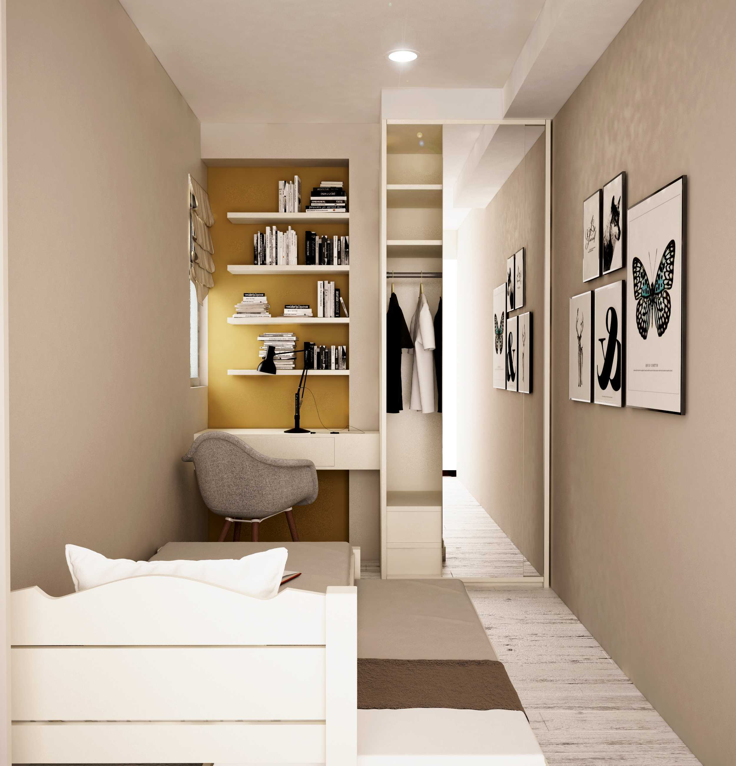 Tridivan Architama An's Apartment Jakarta, Indonesia Jakarta, Indonesia Child Bedroom Modern  20706