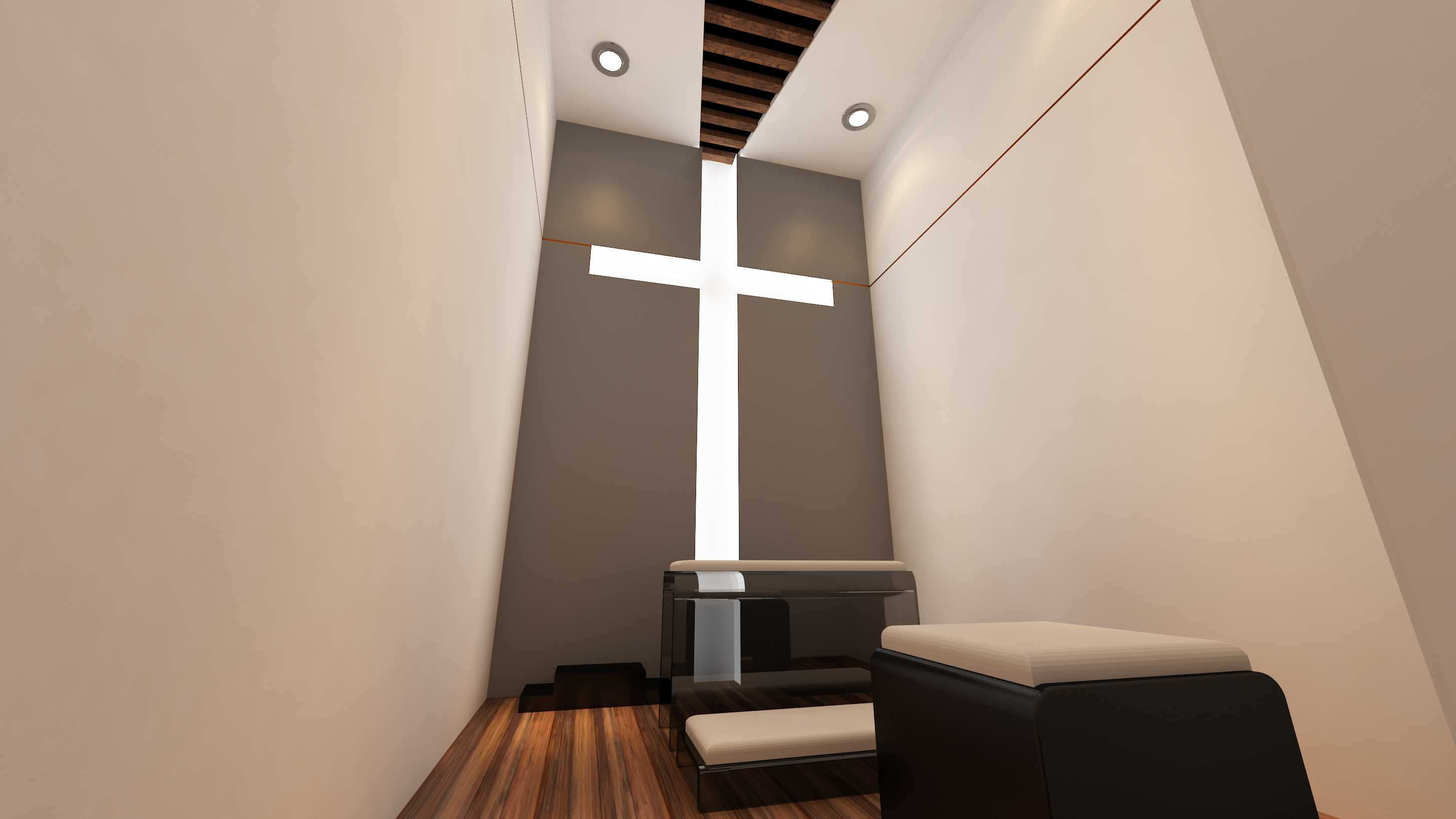 Tridivan Architama De's House Jakarta, Indonesia Jakarta, Indonesia 4Th Floor - Prayer Room Modern  20710
