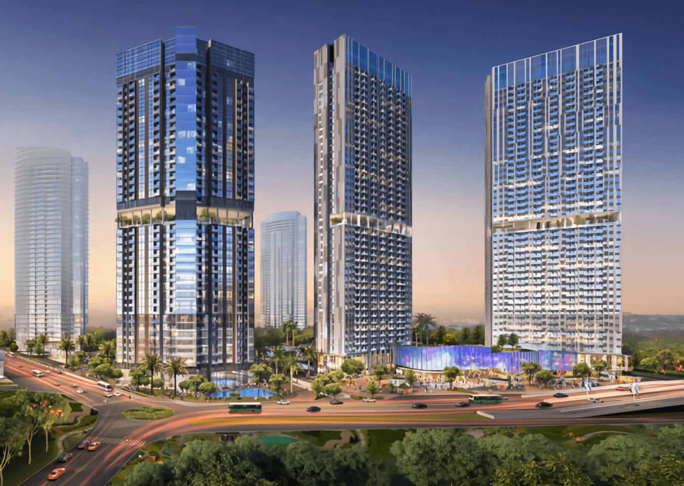 Andreas Budiman Sedayu City Apartment Jakarta, Indonesia Jakarta, Indonesia Building View Modern  20753