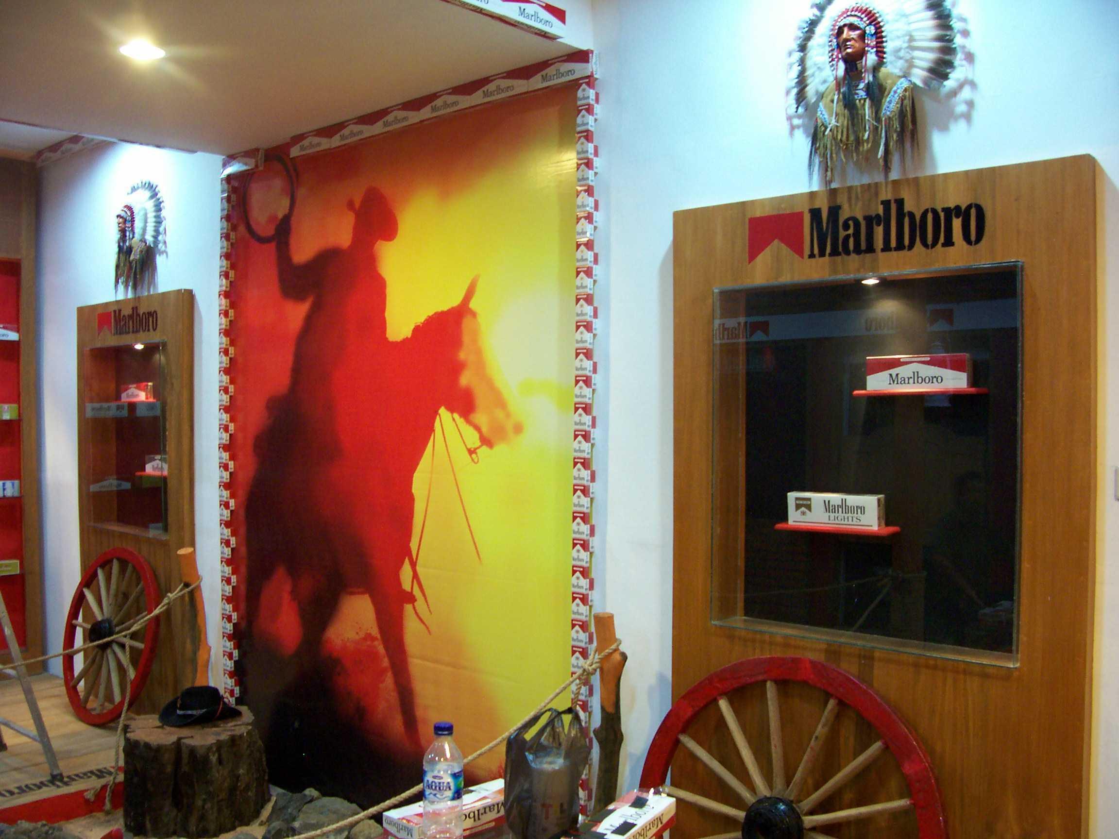 Canvas Mkc Marlboro Outlet-Subang Subang - Jawa Barat Subang - Jawa Barat Interior Industrial  21123