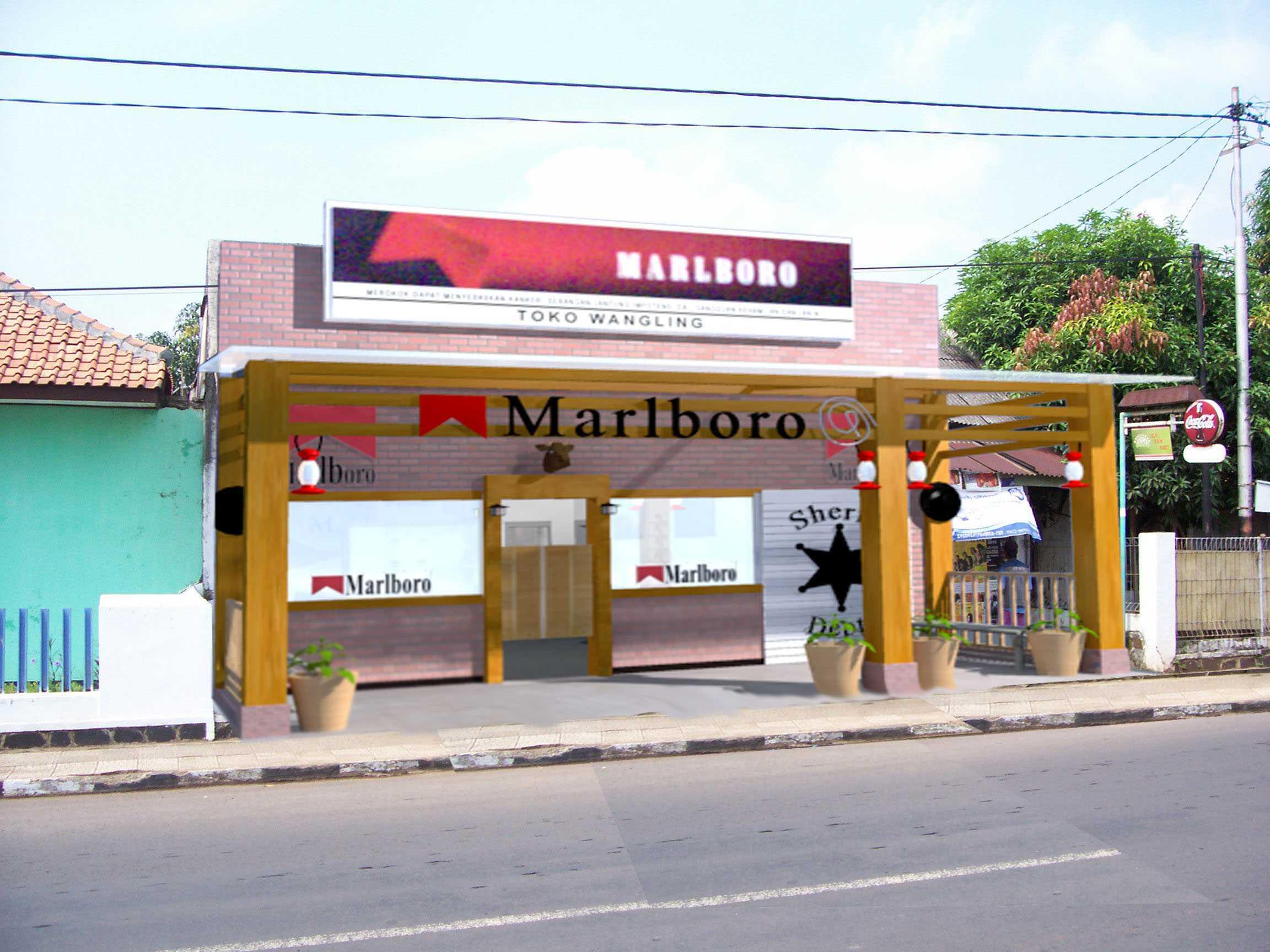 Canvas Mkc Marlboro Outlet-Subang Subang - Jawa Barat Subang - Jawa Barat Front View Industrial  21131