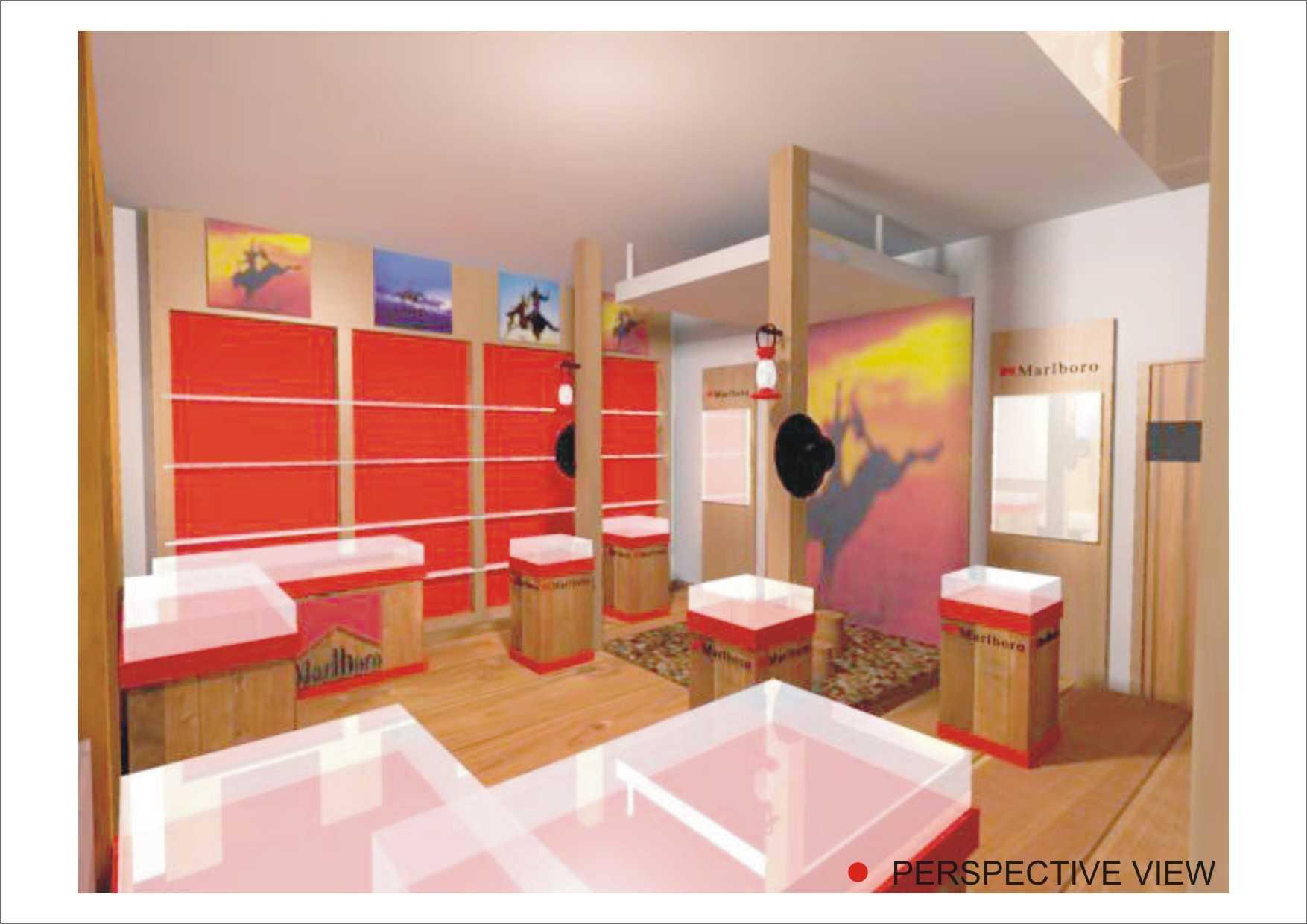 Canvas Mkc Marlboro Outlet-Subang Subang - Jawa Barat Subang - Jawa Barat Products Display Industrial  21134