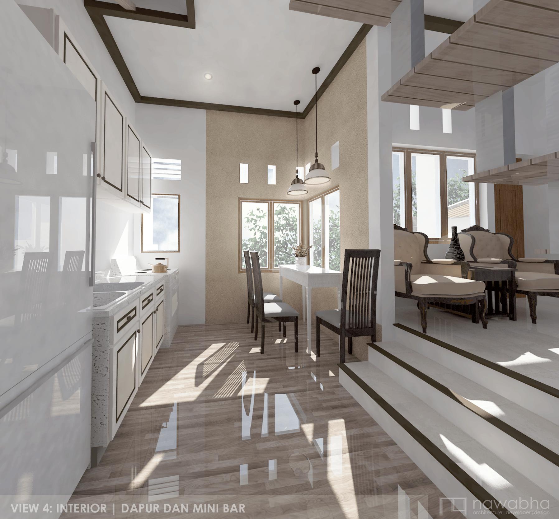 Nawabha Griya Asri Cipageran - Family House Cimahi, Bandung Cimahi, Bandung Interior-Renovasi Modern  24950