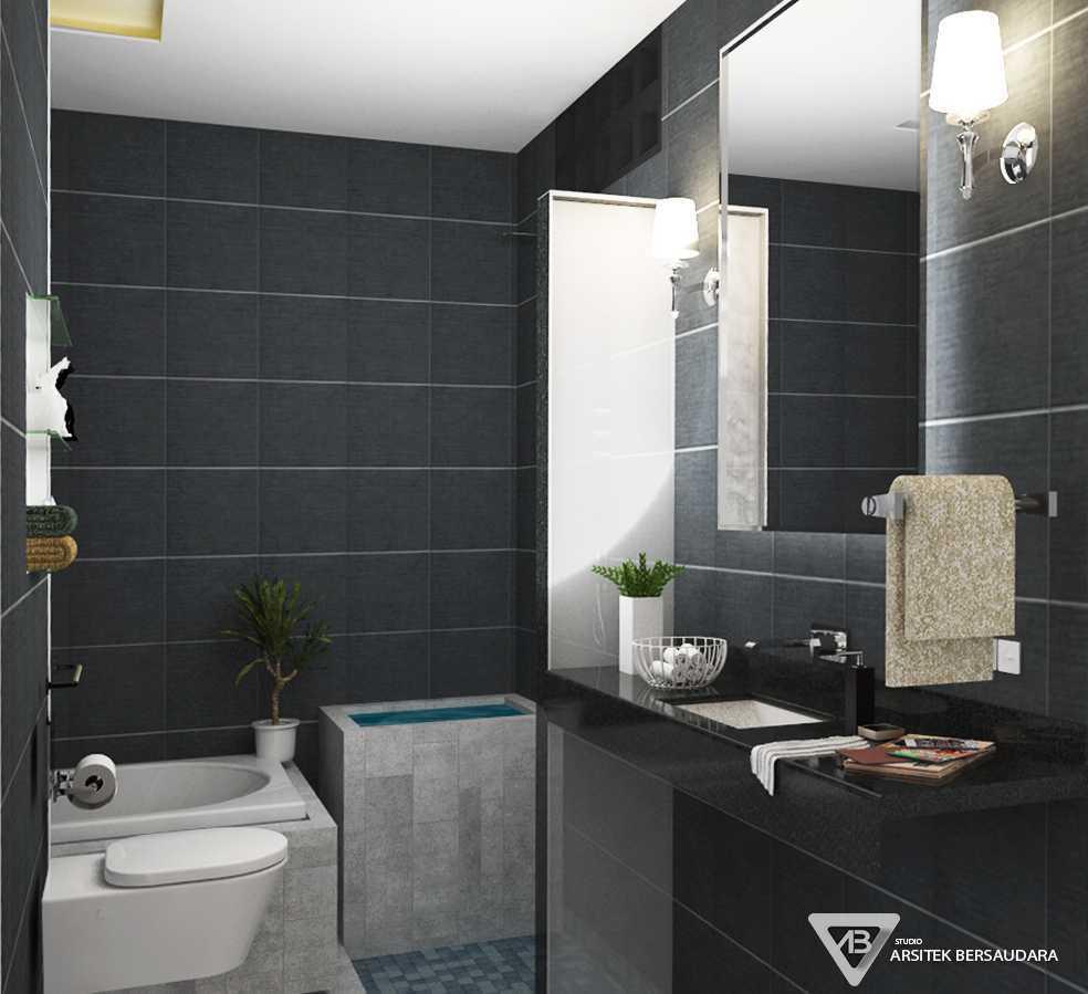 Astabumi Architect & Interior Design Omah De'poso Tegal, Jawa Tengah, Indonesia Tegal, Jawa Tengah, Indonesia Bathroom   49854