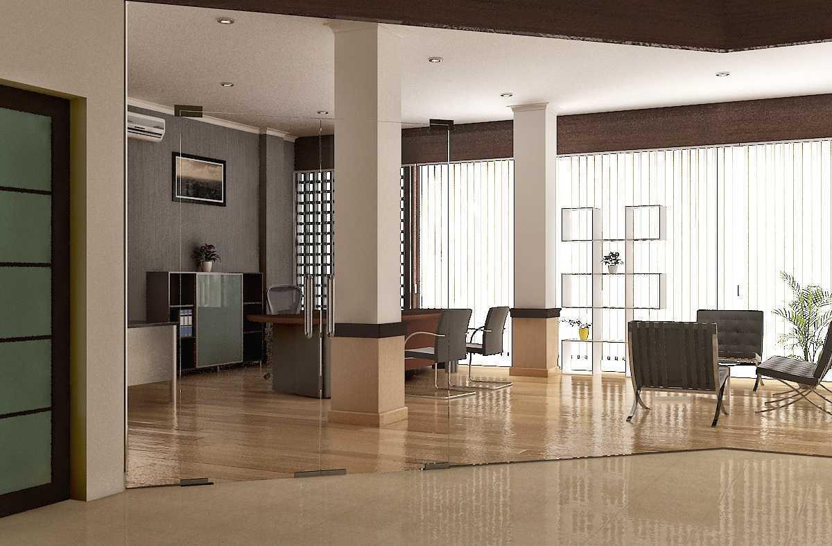 Artelier Aek Natio Office Medan  Medan  Office Room Modern  21920