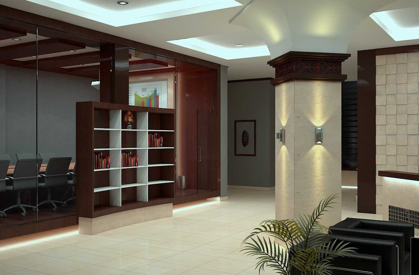 Artelier Aek Natio Office Medan  Medan  Lobby Modern  21922
