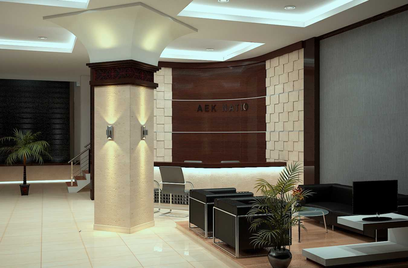 Artelier Aek Natio Office Medan  Medan  Reception Area Modern  21923