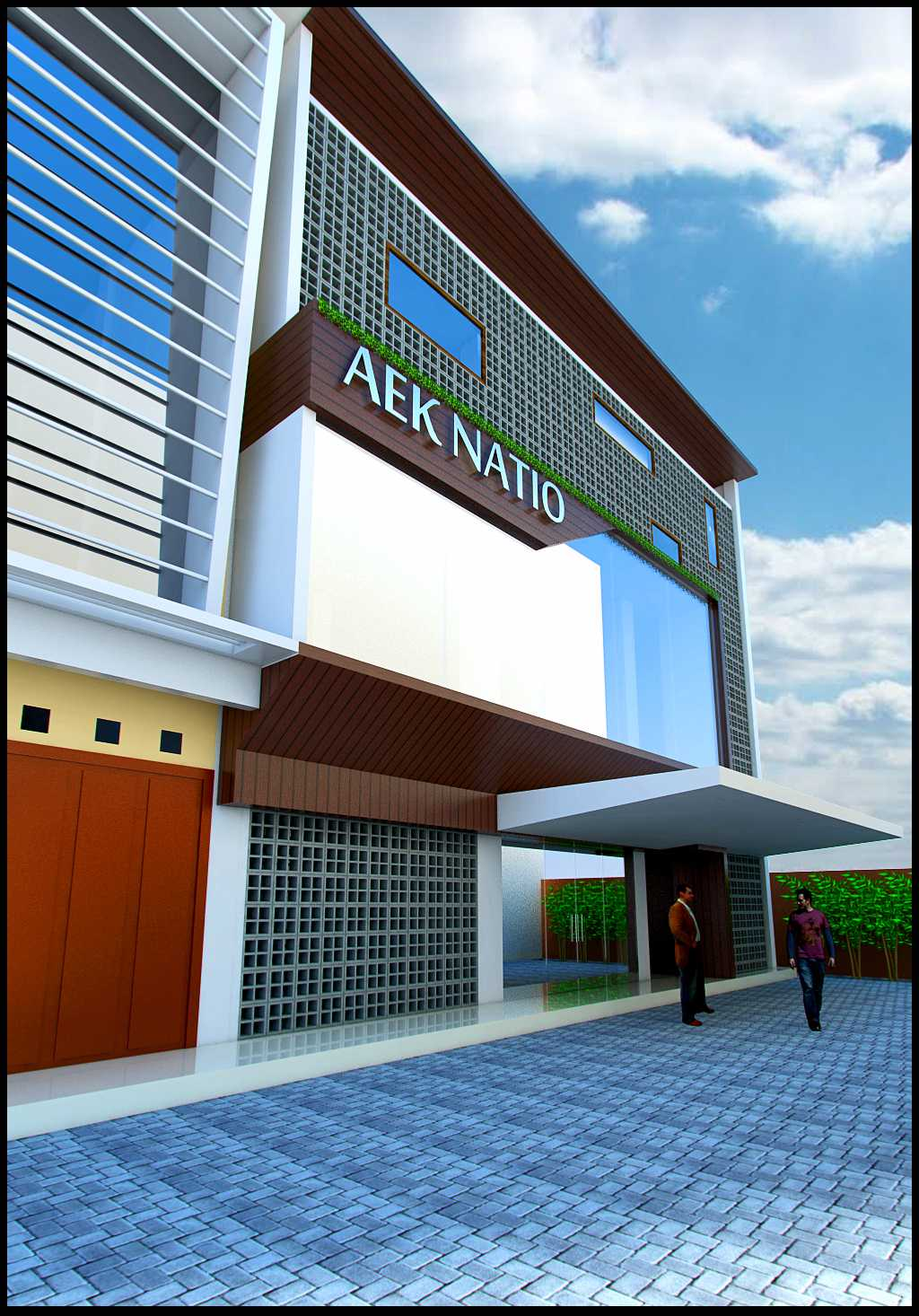 Artelier Aek Natio Office Medan  Medan  Aek-Natio-Canopy Modern  21924