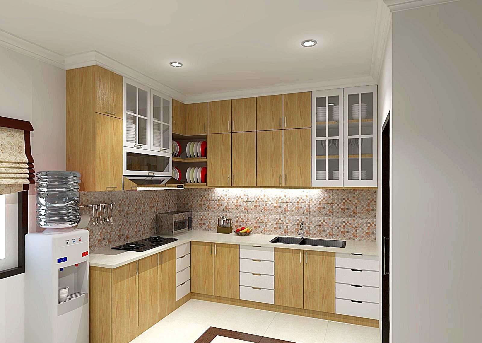 Artelier Rizaldy Kitchen  Medan  Medan  Dapur Kontemporer  22160