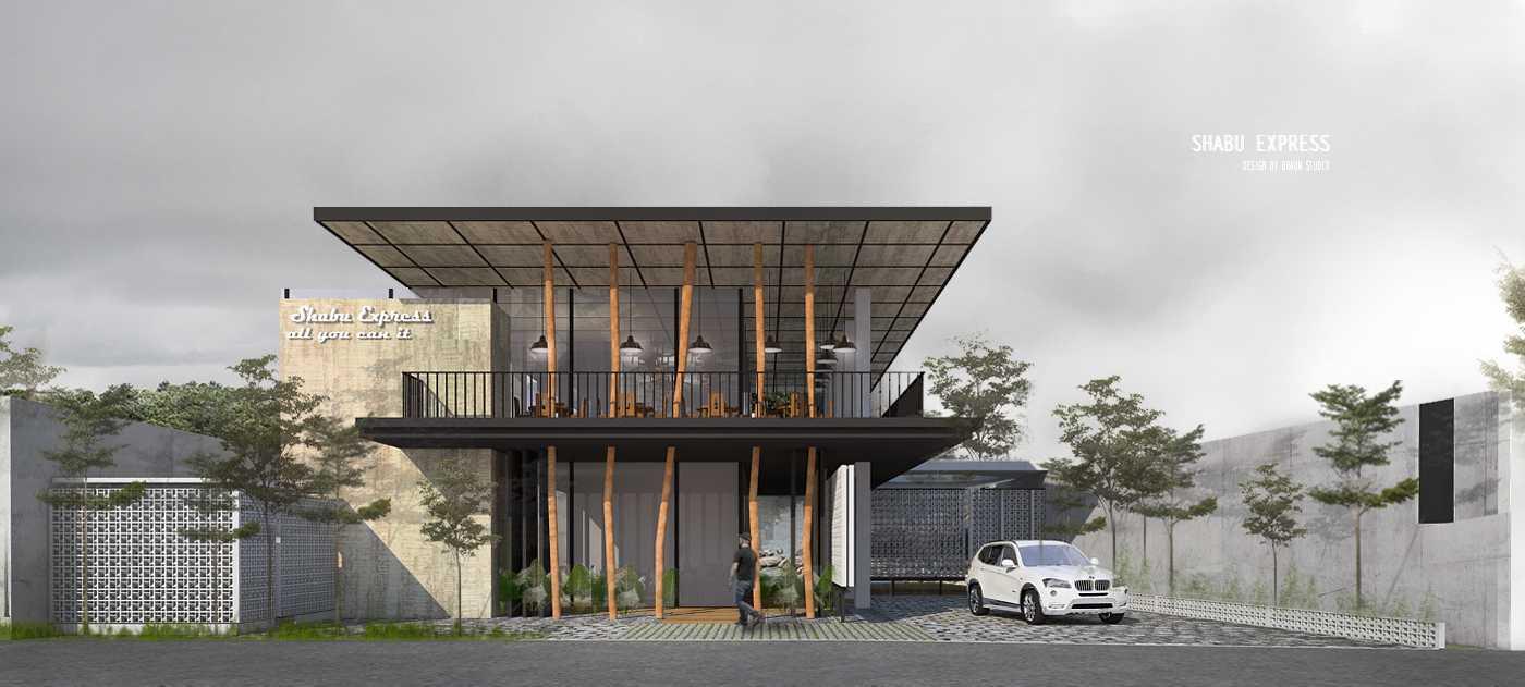 Braun Studio Shabu Express Restaurant  Samarinda, Samarinda City, East Kalimantan, Indonesia Va Tropis,modern  30400
