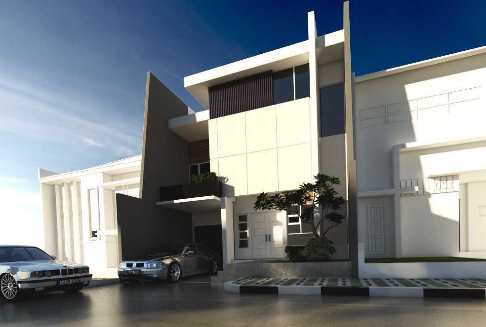 Novianto Djoko Asmoro Multi Rectangle House Bekasi Bekasi Front View   21379