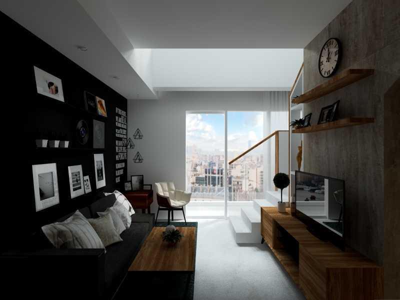 Alima Studio Apartment Satu8 Kedoya Selatan, Jakarta, Indonesia Kedoya Selatan, Jakarta, Indonesia Living Room Skandinavia  21279