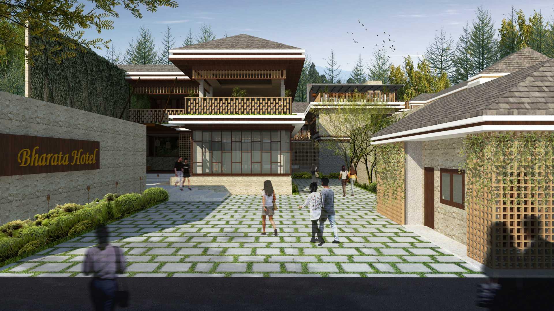 Alima Studio Bharata Hotel Solo, Central Java, Indonesia Solo, Central Java, Indonesia Front View Tradisional  21300