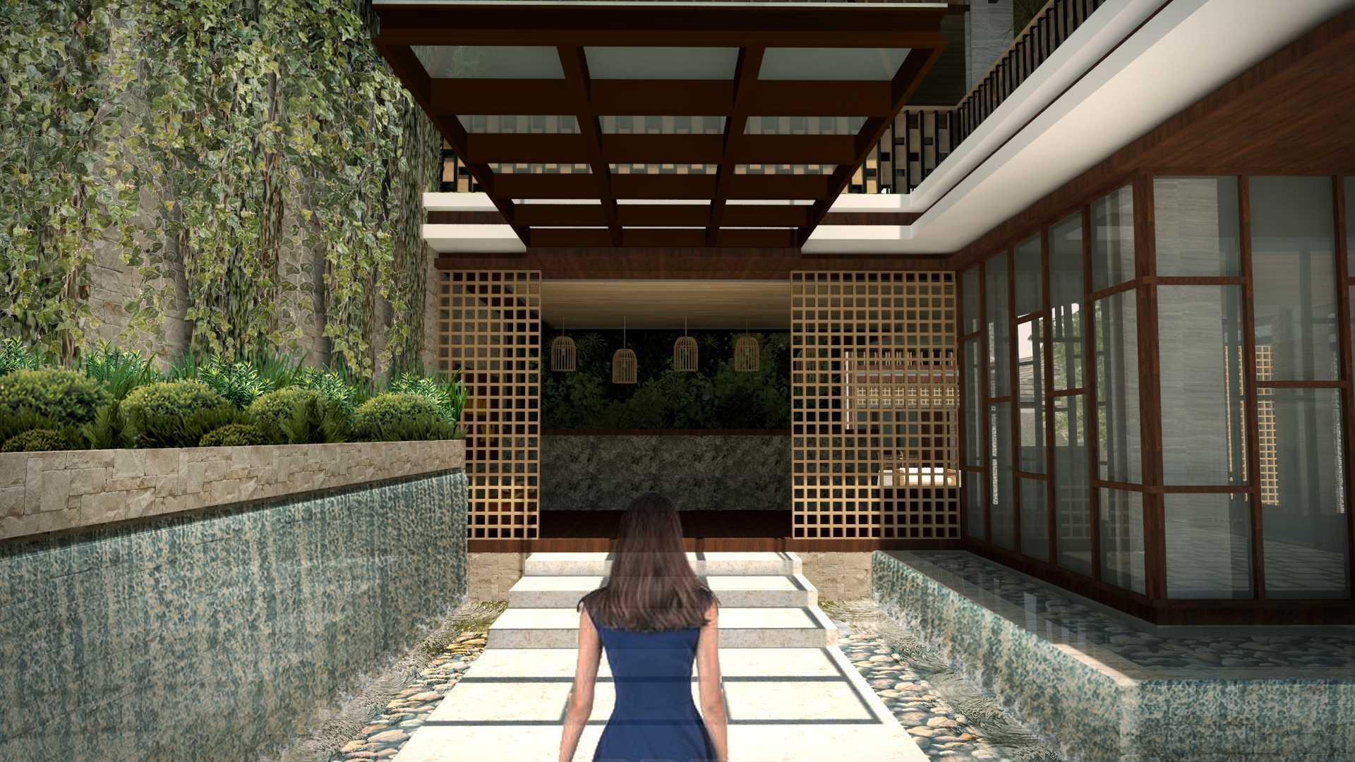 Alima Studio Bharata Hotel Solo, Central Java, Indonesia Solo, Central Java, Indonesia Entrance Tradisional  21301