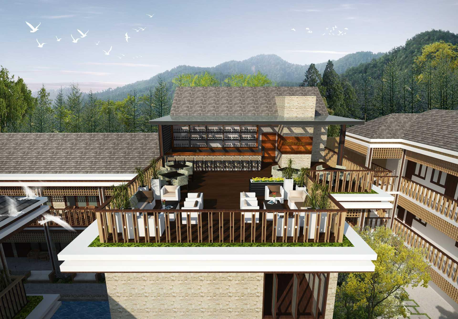 Alima Studio Bharata Hotel Solo, Central Java, Indonesia Solo, Central Java, Indonesia Rooftop Tradisional  21304