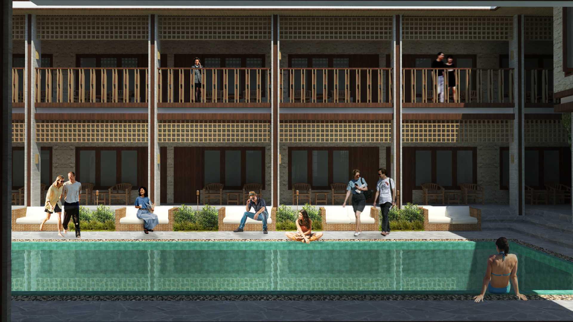 Alima Studio Bharata Hotel Solo, Central Java, Indonesia Solo, Central Java, Indonesia Swimming Pool Tradisional  21306