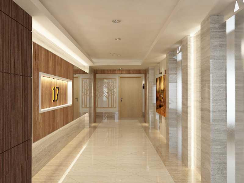 Alima Studio Maqna Residence Meruya, Jakarta, Indonesia Meruya, Jakarta, Indonesia Lift-Lobby-4   21316