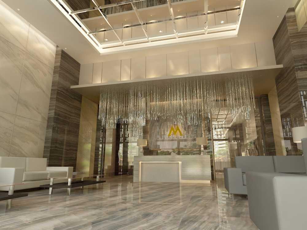 Alima Studio Maqna Residence Meruya, Jakarta, Indonesia Meruya, Jakarta, Indonesia Reception Area   21317