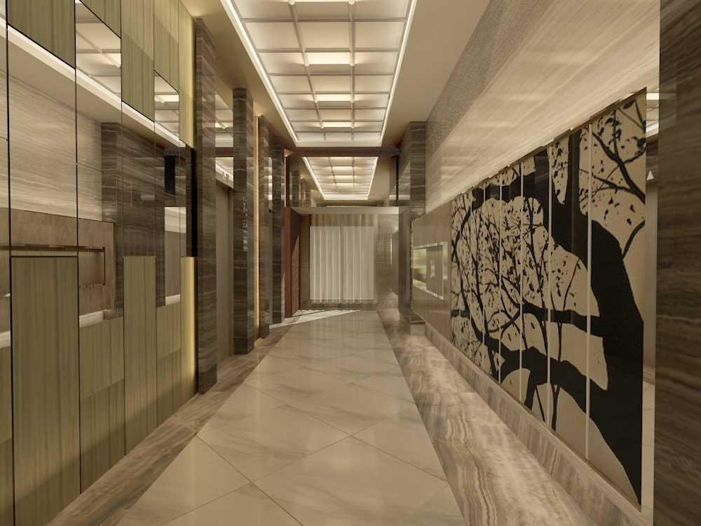 Alima Studio Maqna Residence Meruya, Jakarta, Indonesia Meruya, Jakarta, Indonesia Lobby - Lift   21322