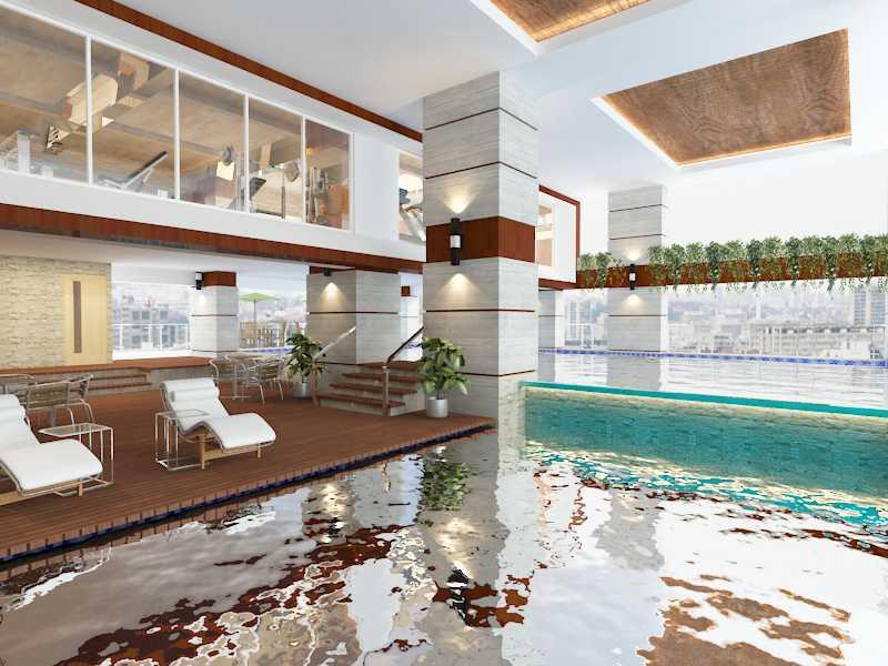 Alima Studio Maqna Residence Meruya, Jakarta, Indonesia Meruya, Jakarta, Indonesia Swimming Pool   21330