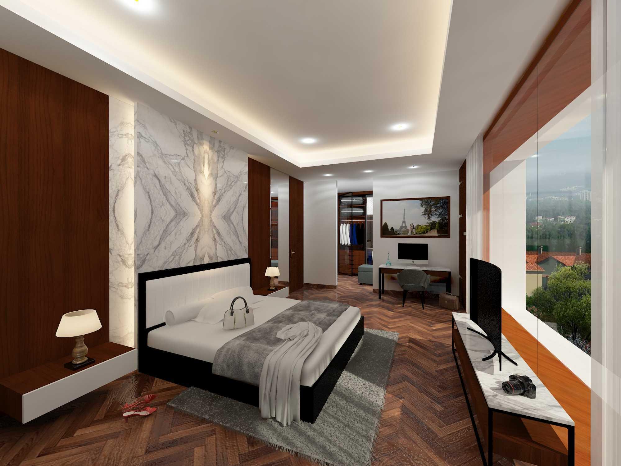 Alima Studio Mr. A's House Jakarta, Indonesia Jakarta, Indonesia Bedroom   27828