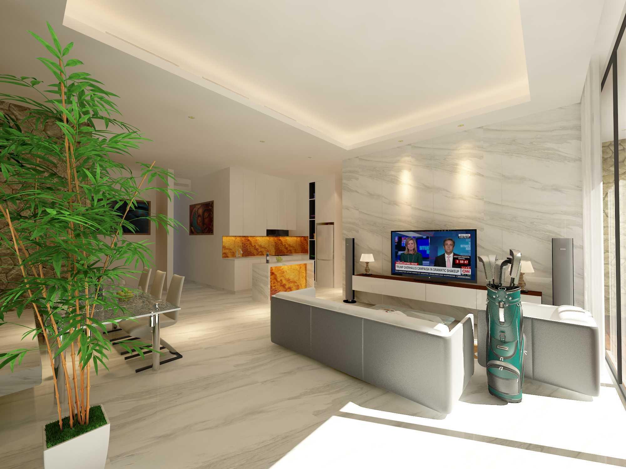 Alima Studio Mr. A's House Jakarta, Indonesia Jakarta, Indonesia Livingroom   27835