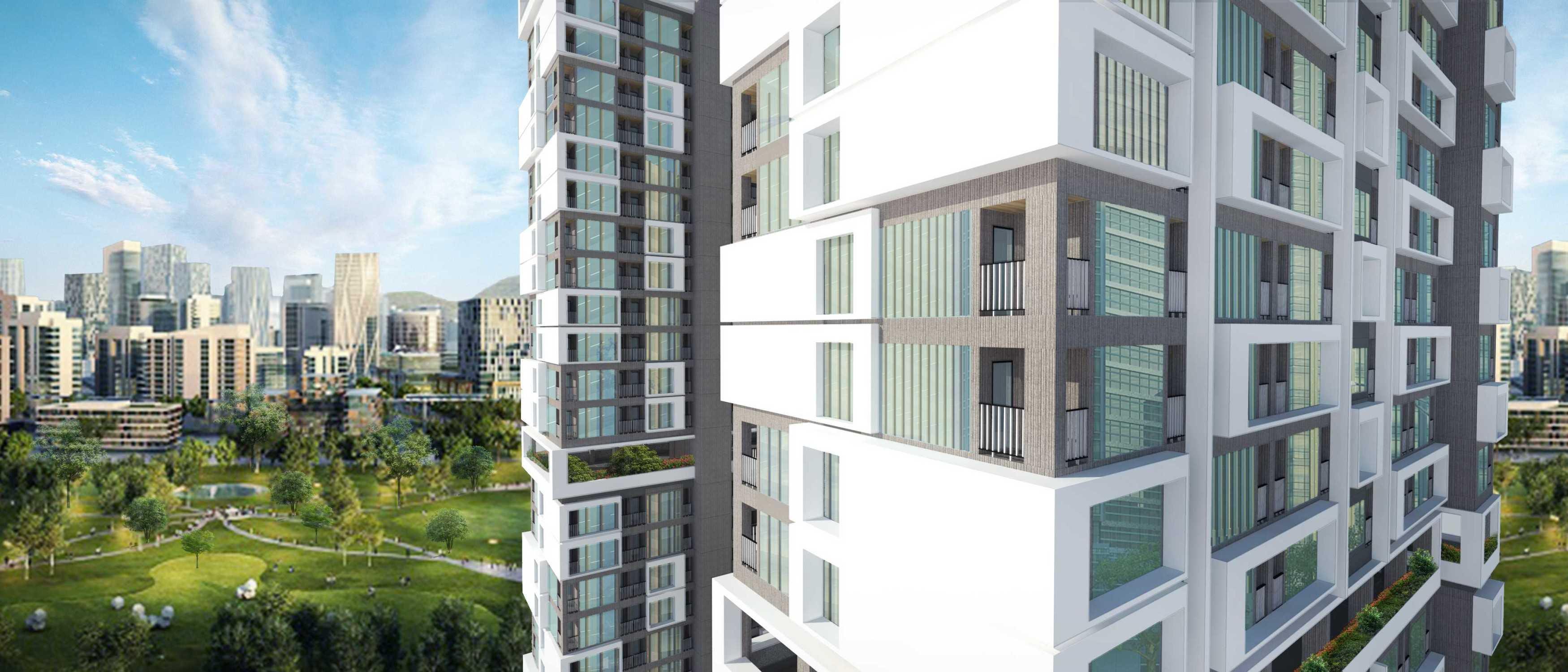 Alima Studio Apartment Raden Saleh Tangerang Tangerang Sc-10-3 Modern  27844