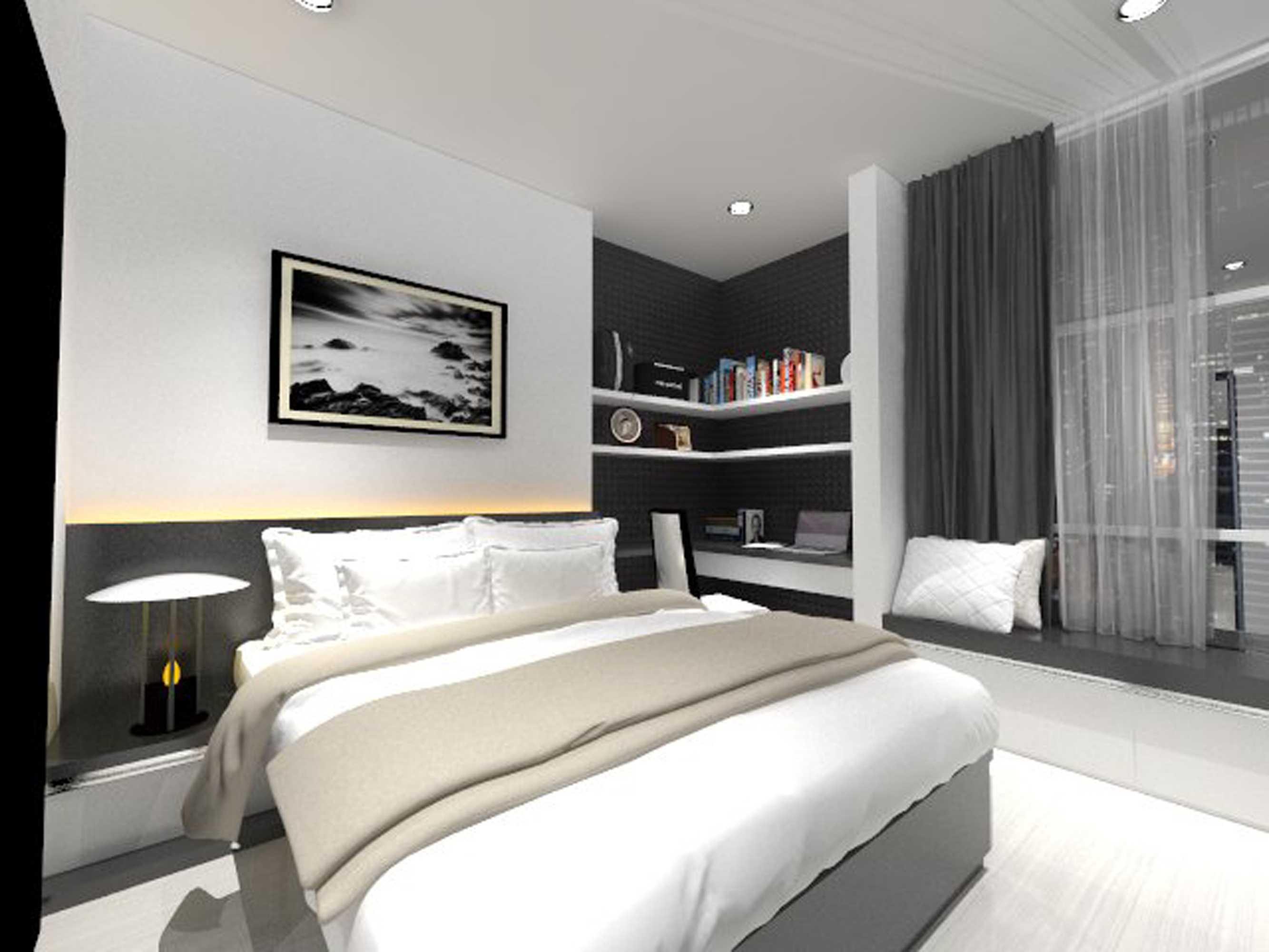 Andreyas Apartment 2 Bedroom Asia Afrika Apartment Asia Afrika Apartment Apartment-Asia-Afrika-Bedroom-1   23403