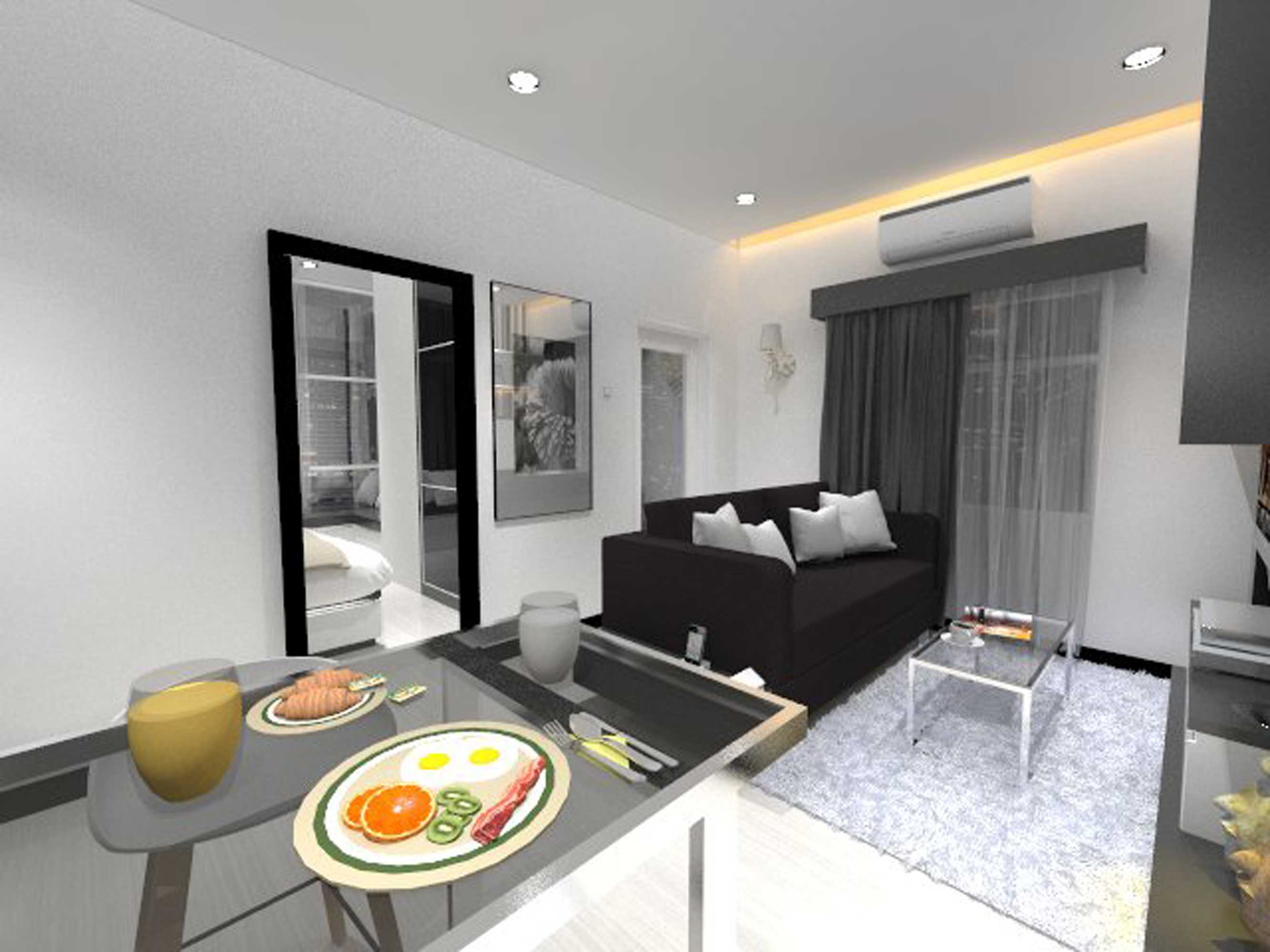 Andreyas Apartment 2 Bedroom Asia Afrika Apartment Asia Afrika Apartment Apartment-Asia-Afrika-Living-Room-3   23407