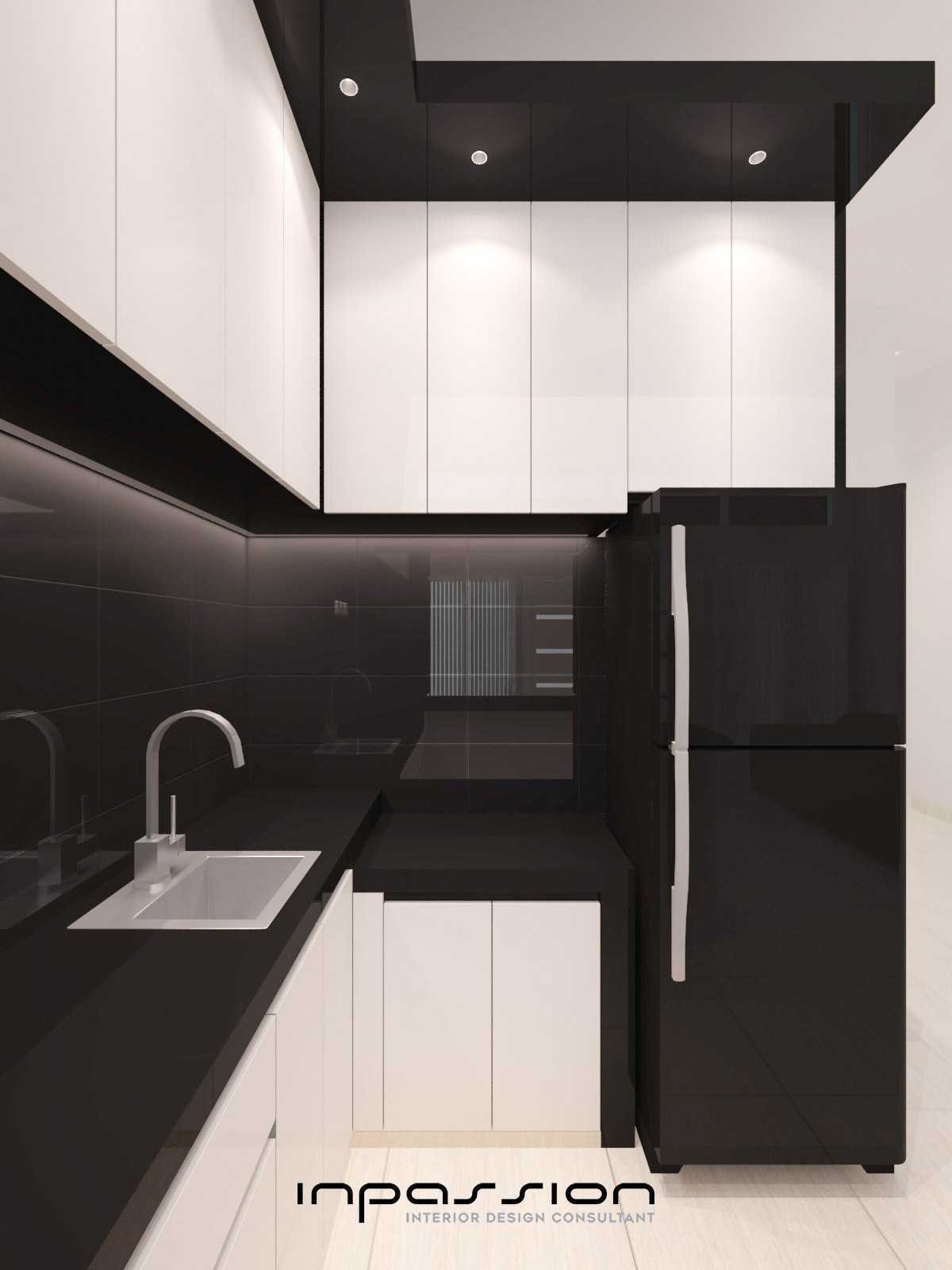 Inpassion Interior Design Kitchen Design - Ms. Melisa Surabaya Surabaya Psx20170213133227 Minimalist  27558