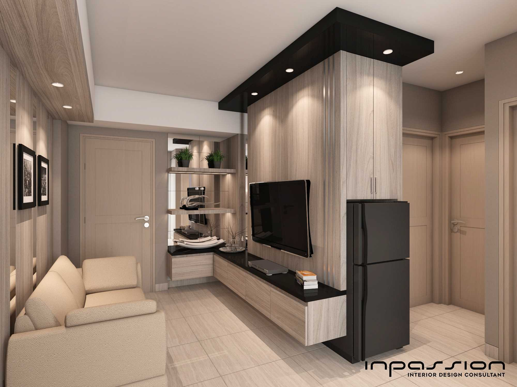 Inpassion Interior Design Educity Apartemen 3 Bedroom Surabaya City, East Java, Indonesia Surabaya City, East Java, Indonesia Img20170428184519577 Kontemporer  31359