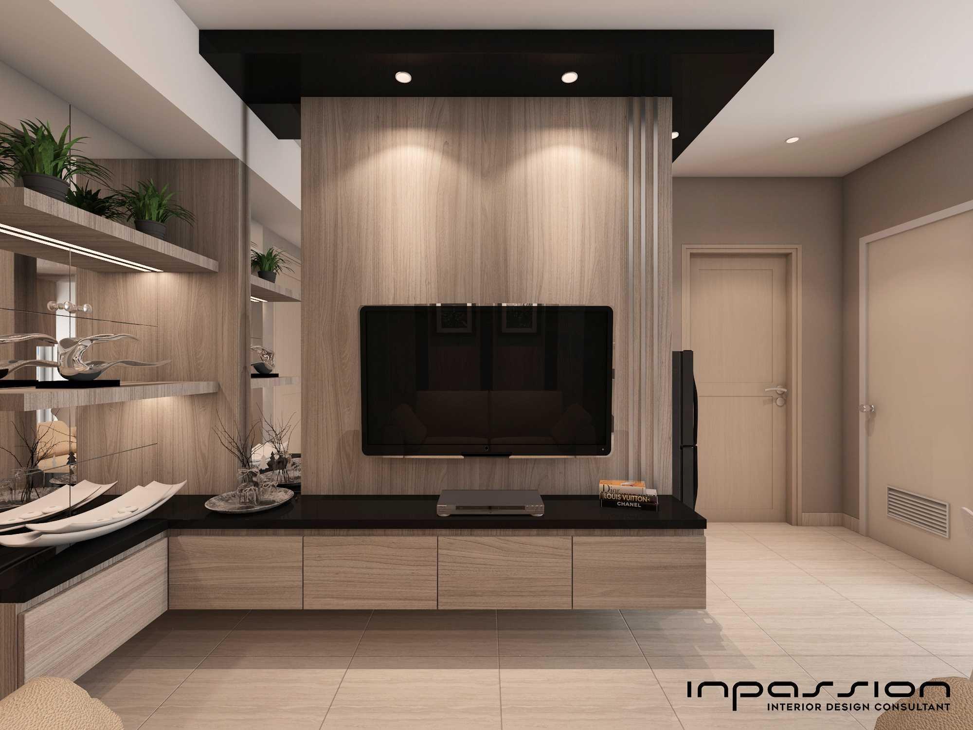 Inpassion Interior Design Educity Apartemen 3 Bedroom Surabaya City, East Java, Indonesia Surabaya City, East Java, Indonesia Img20170429114502971 Kontemporer  31360