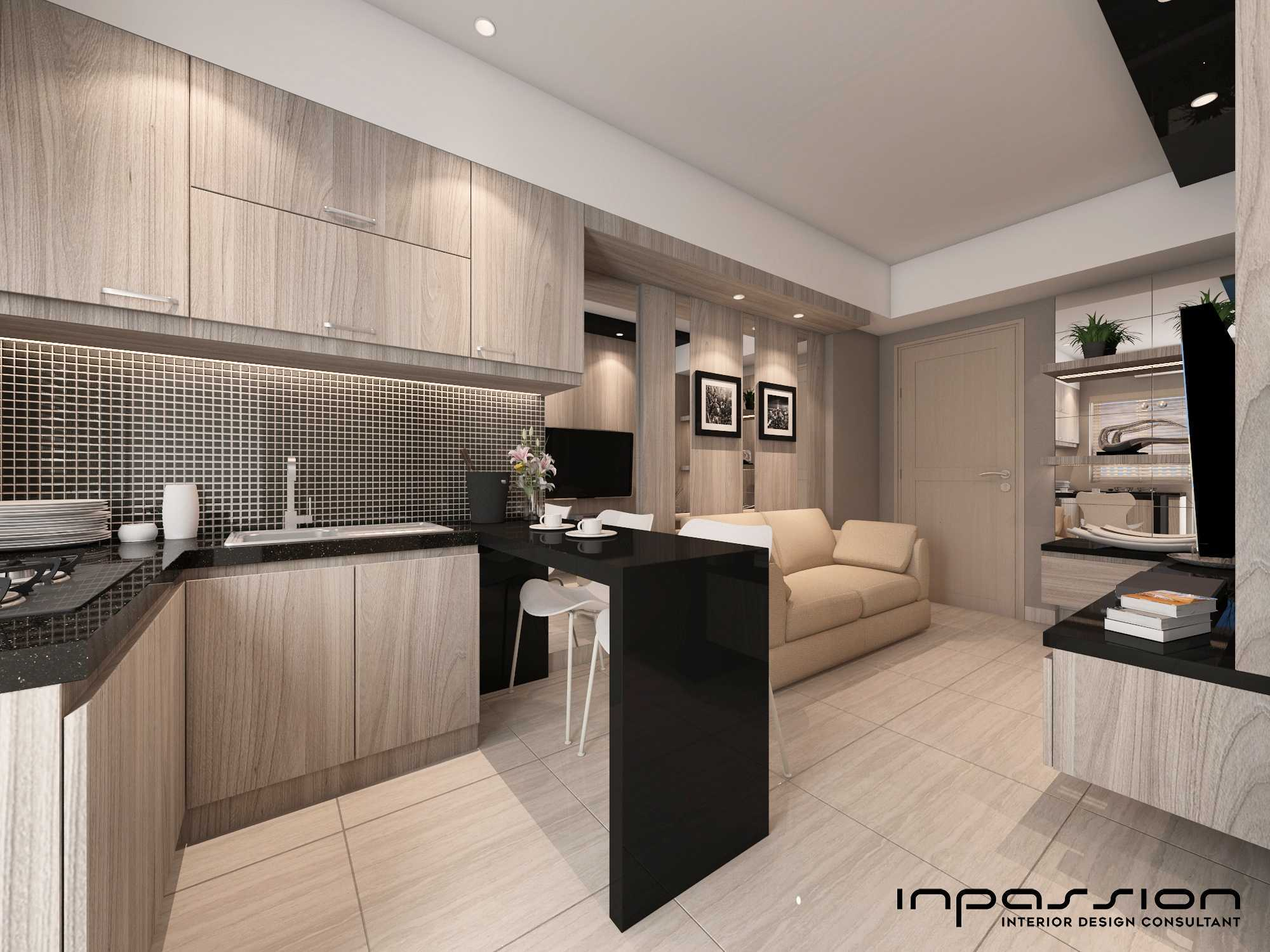 Inpassion Interior Design Educity Apartemen 3 Bedroom Surabaya City, East Java, Indonesia Surabaya City, East Java, Indonesia Img20170430155940502 Kontemporer  31361