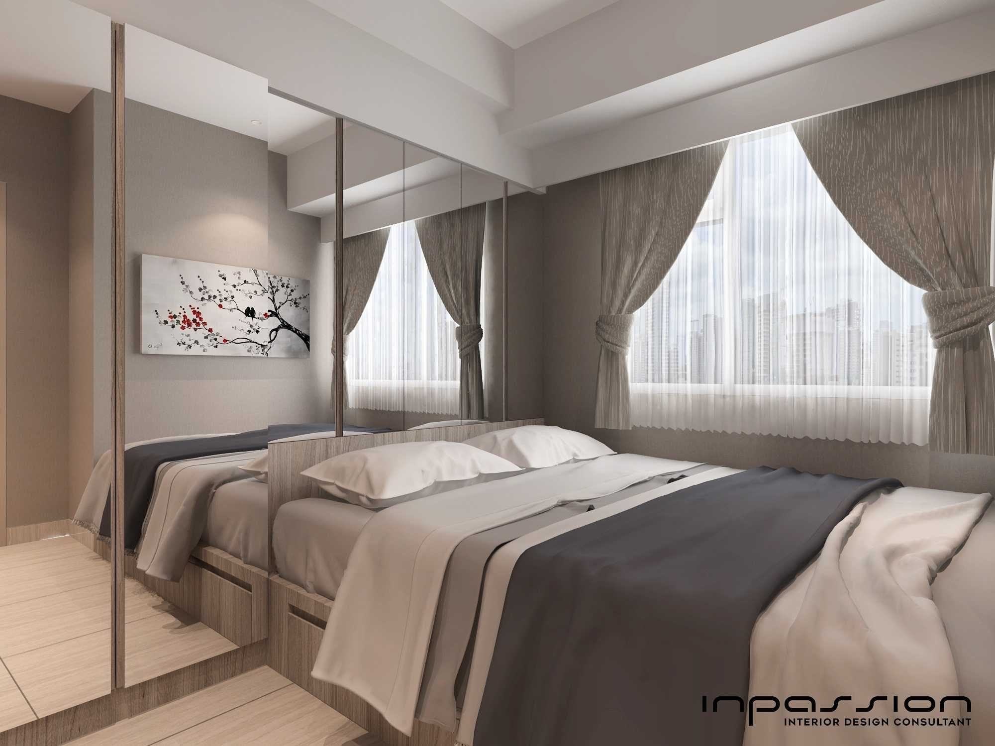 Inpassion Interior Design Educity Apartemen 3 Bedroom Surabaya City, East Java, Indonesia Surabaya City, East Java, Indonesia Img20170504112027254 Kontemporer  31585