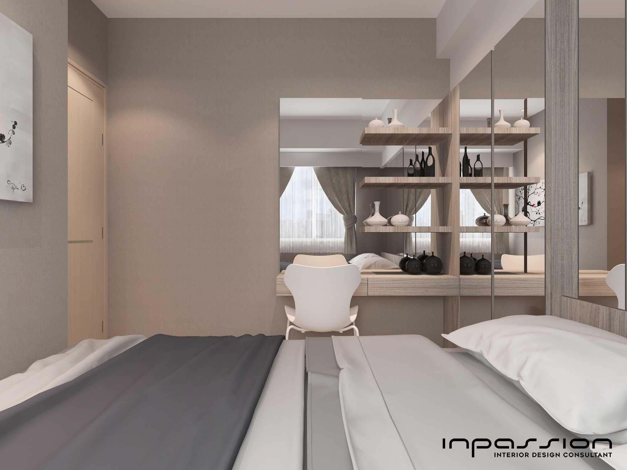 Inpassion Interior Design Educity Apartemen 3 Bedroom Surabaya City, East Java, Indonesia Surabaya City, East Java, Indonesia Img20170506104144148 Kontemporer  31587