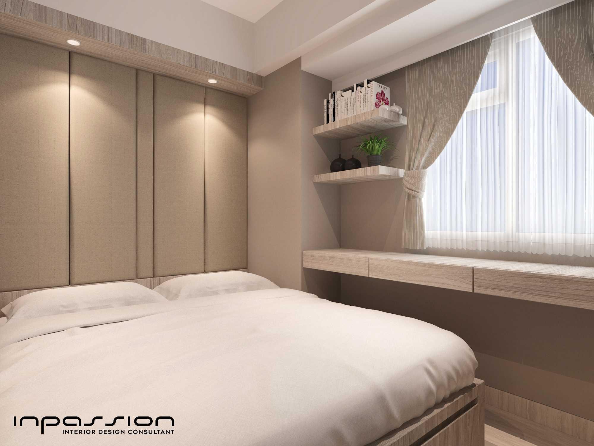 Inpassion Interior Design Educity Apartemen 3 Bedroom Surabaya City, East Java, Indonesia Surabaya City, East Java, Indonesia Img20170509154539793 Kontemporer  31590