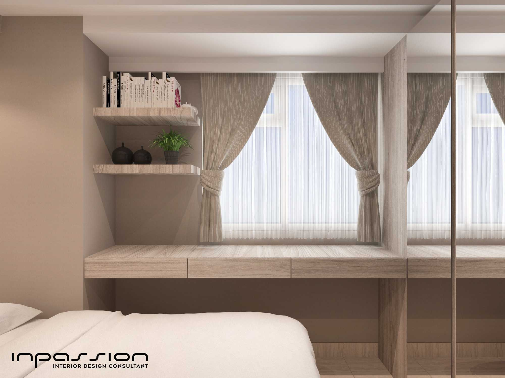 Inpassion Interior Design Educity Apartemen 3 Bedroom Surabaya City, East Java, Indonesia Surabaya City, East Java, Indonesia Img20170510163958177 Kontemporer  31591