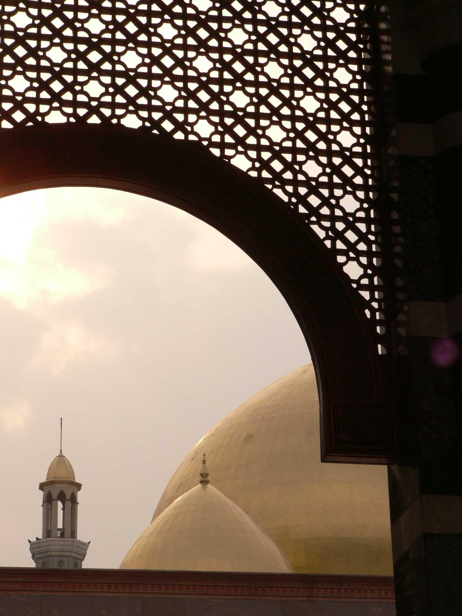 Pt. Garisprada Kubah Emas Mosque Meruyung, Limo, Depok City, West Java, Indonesia Depok P1080542 Klasik  22020