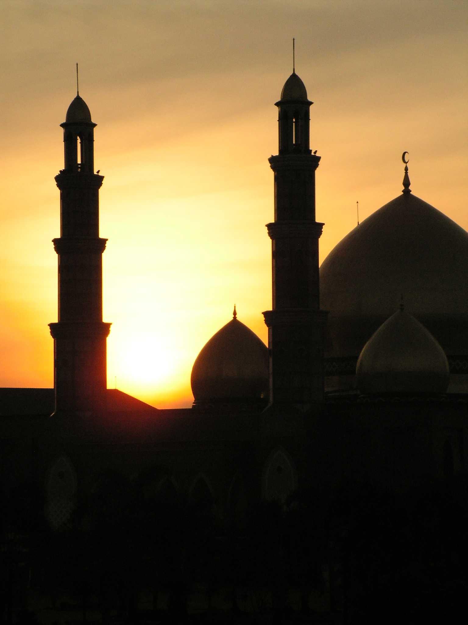 Pt. Garisprada Kubah Emas Mosque Meruyung, Limo, Depok City, West Java, Indonesia Depok Kubah Klasik  22026