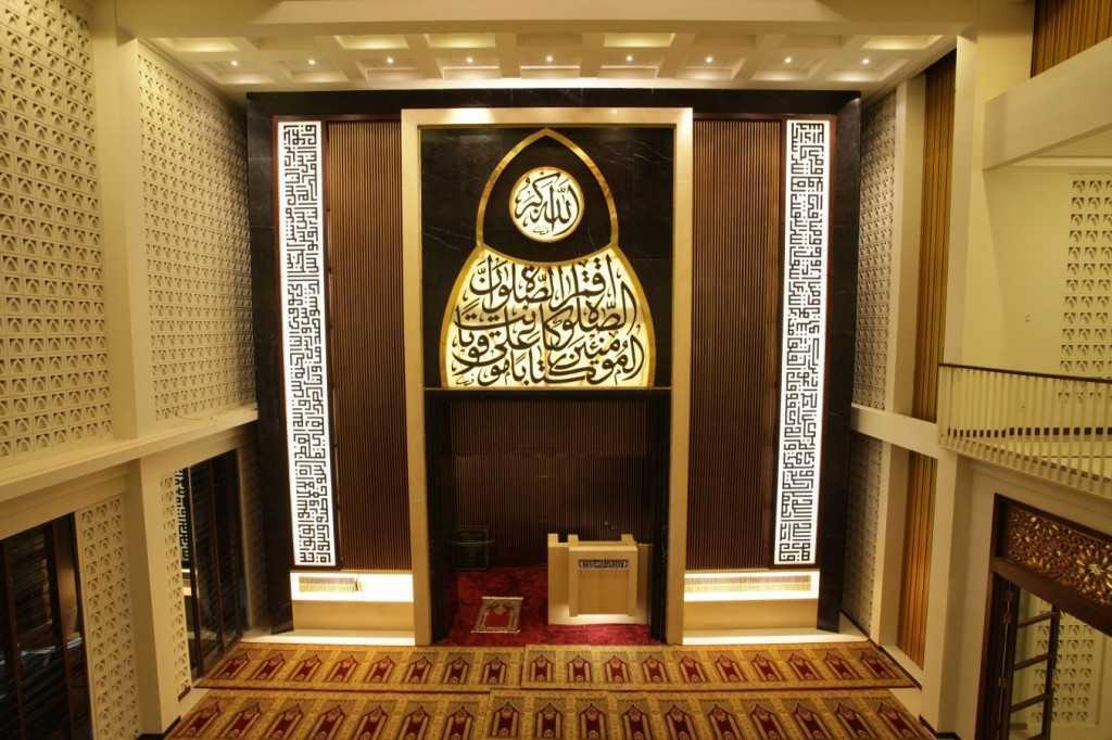 Pt. Garisprada Al Birru Pertiwi Mosque Bojonegoro, East Java Bojonegoro, East Java Praying Area Modern  21802