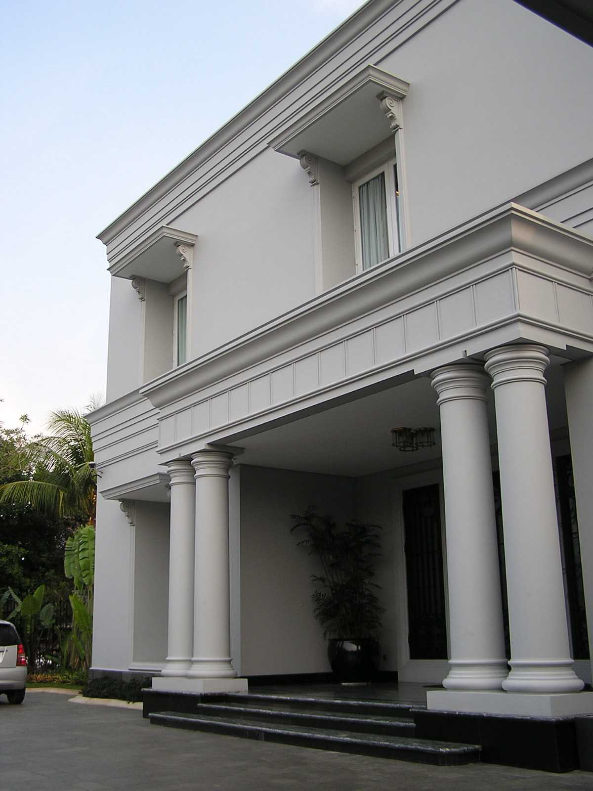 Pt. Garisprada Pondok Indah Residence Pondok Pinang, Kebayoran Lama, South Jakarta City, Jakarta, Indonesia Pondok Indah Front Area Modern  21876