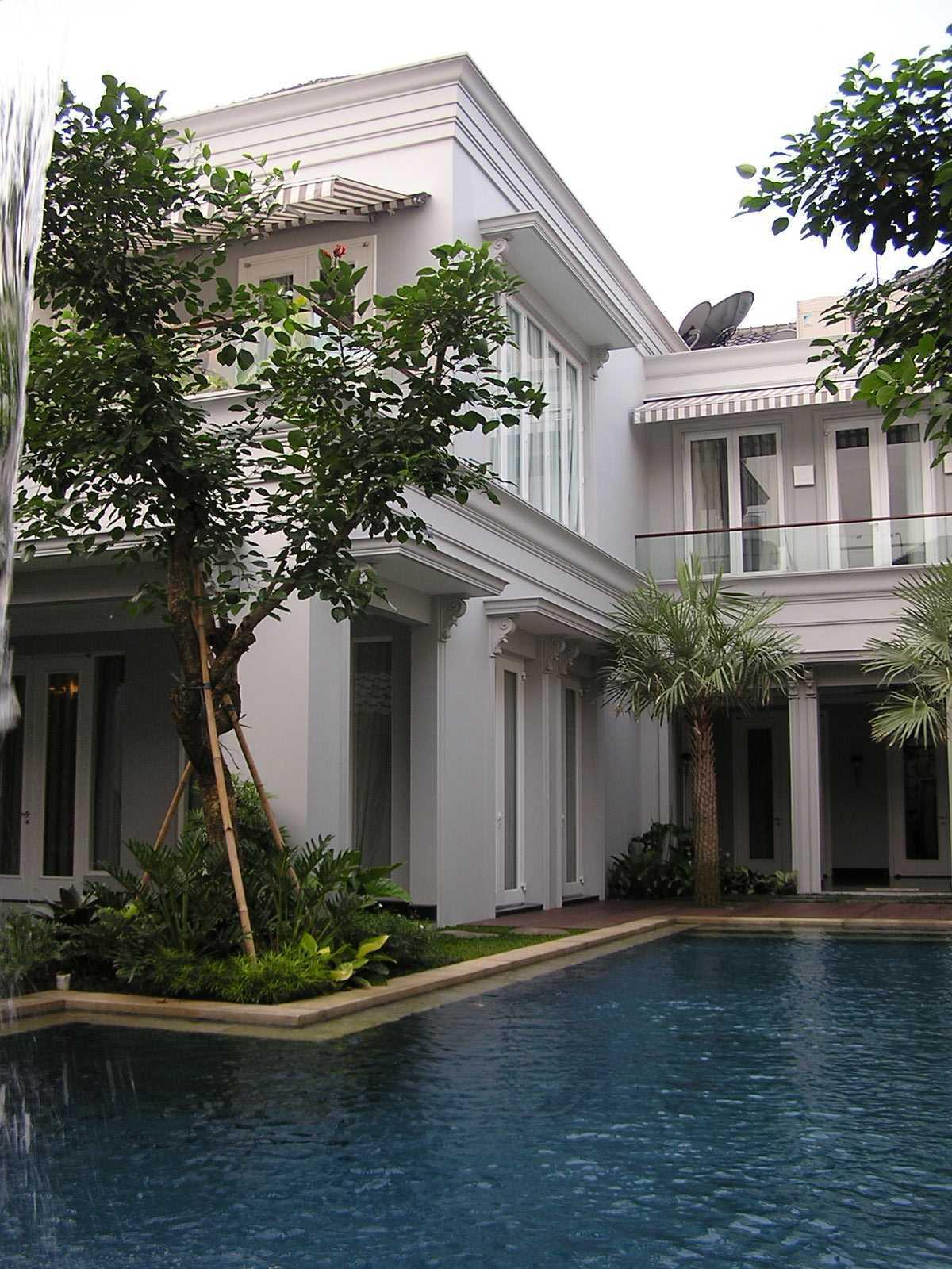 Pt. Garisprada Pondok Indah Residence Pondok Pinang, Kebayoran Lama, South Jakarta City, Jakarta, Indonesia Pondok Indah Swimming Pool Area Modern  21879